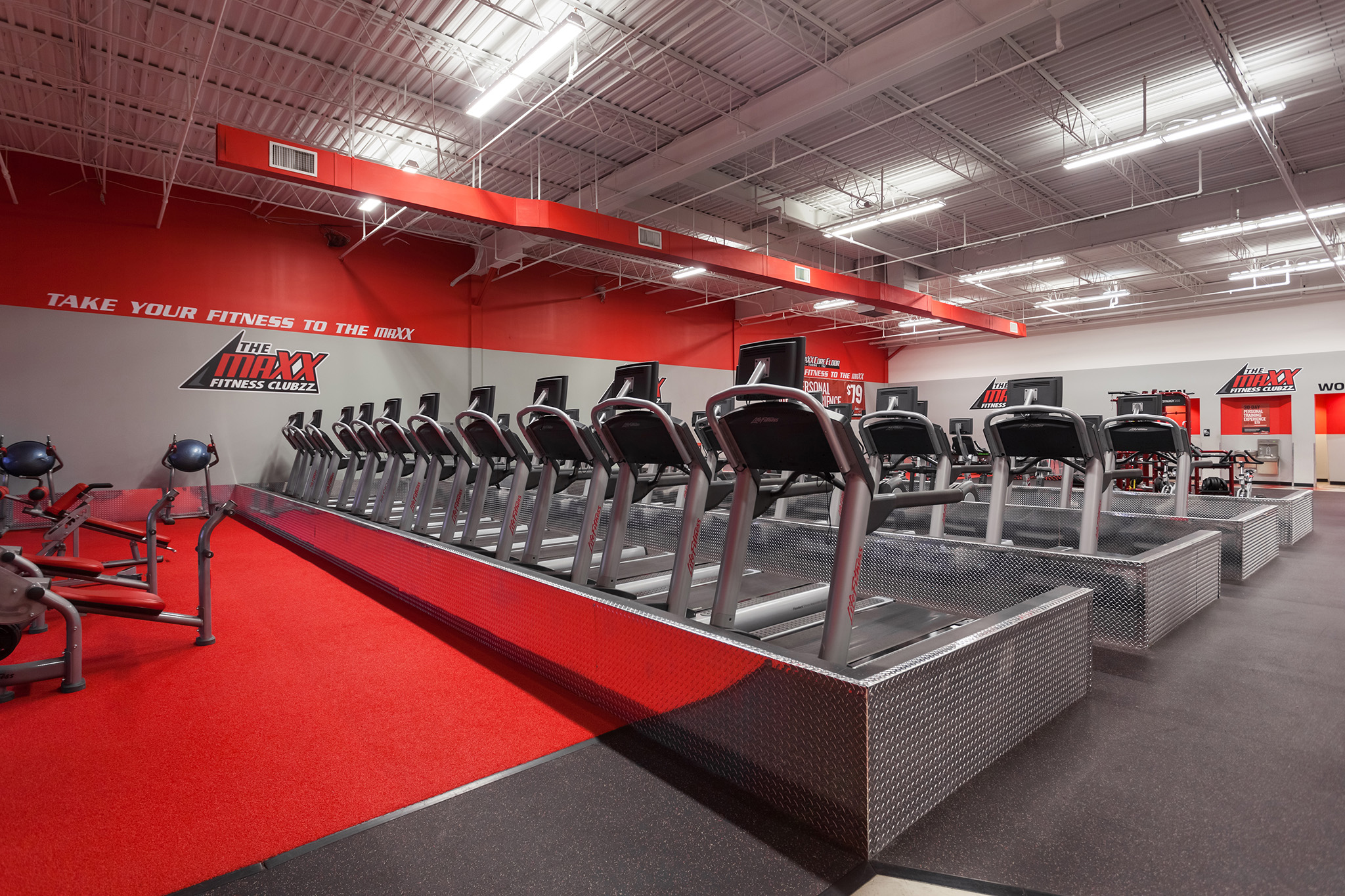 Bethlehem Pa Pennsylvania High Energy Gym Maxx Fitness Clubzz