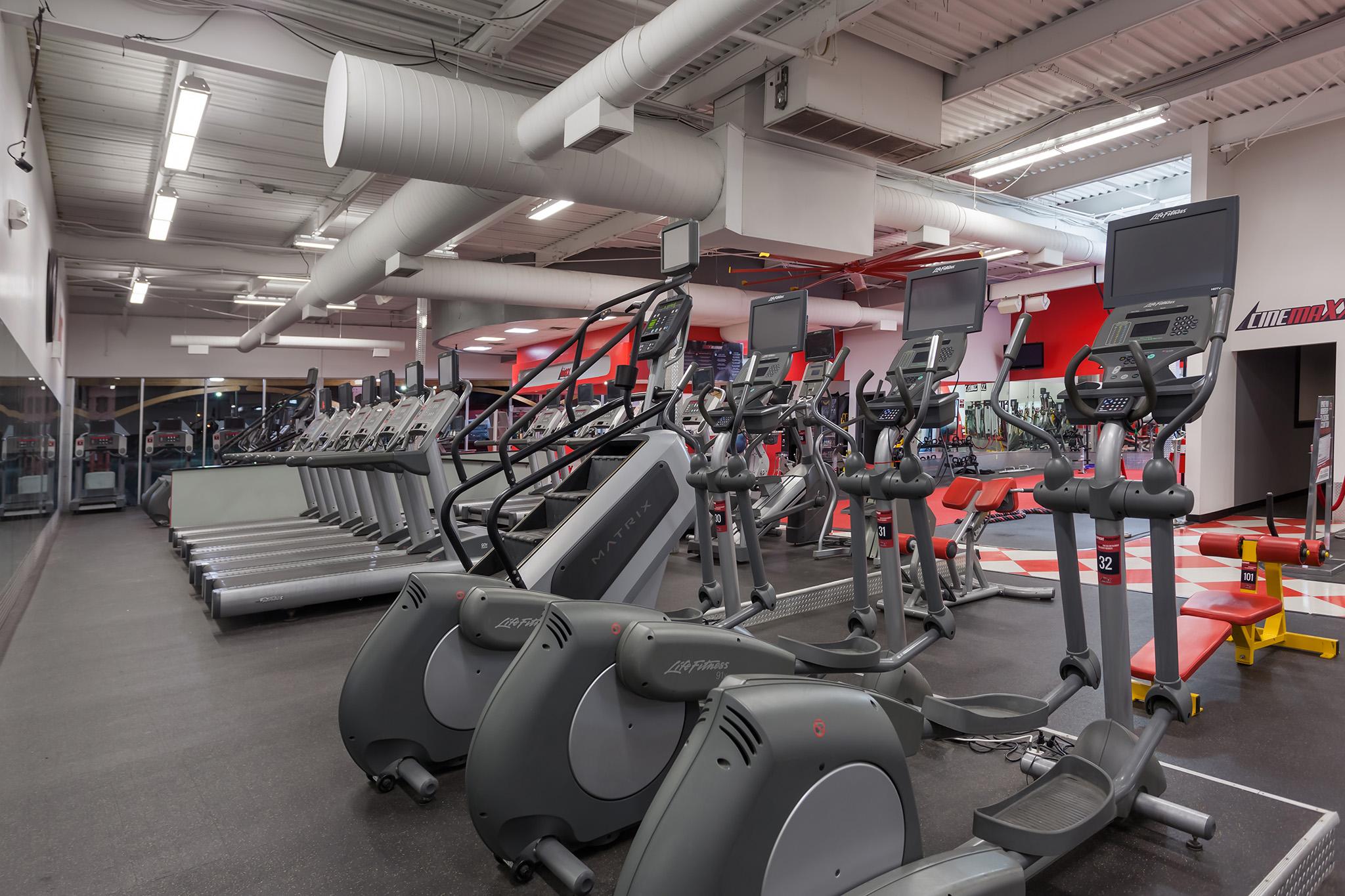 Allentown Pa Pennslyvania High Energy Gym Maxx Fitness Clubzz